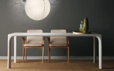 tavolo Sintesi bianco