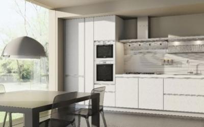 cucina classica a parete