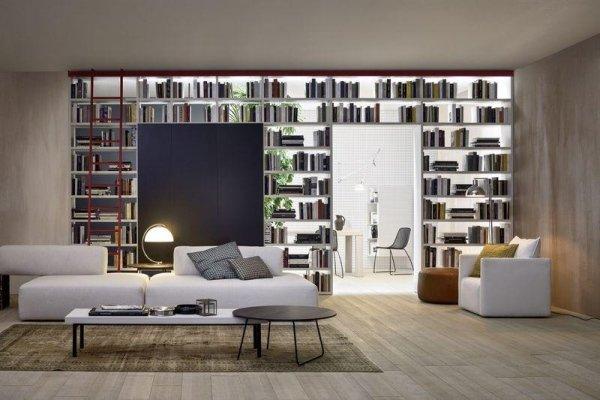 Libreria Wall 30 - Novamobili