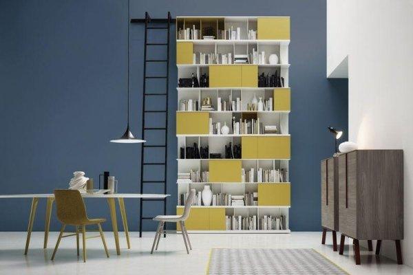 Libreria Reverse - Novamobili