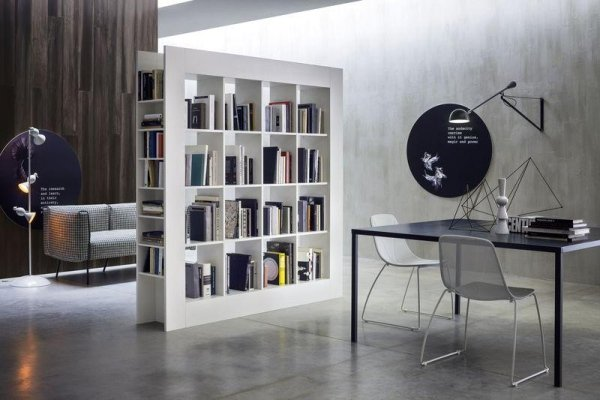 Libreria Frame - Novamobili