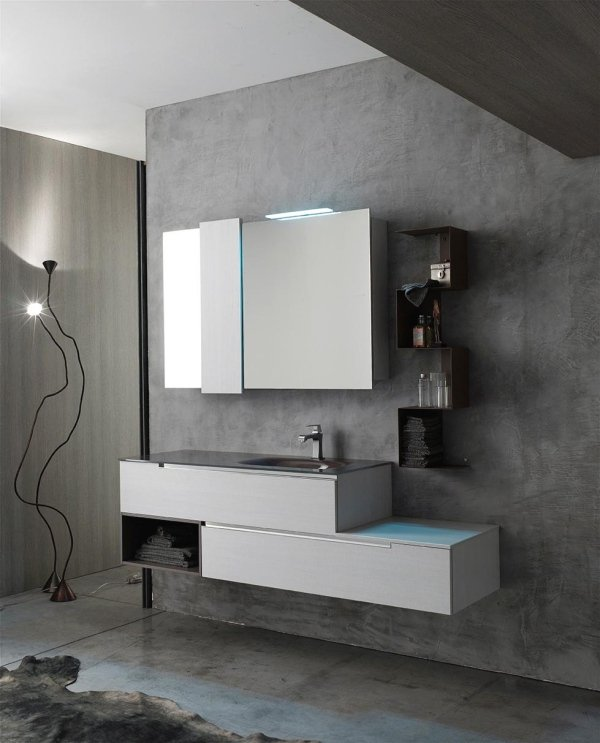 Arredo bagno Inside - Ardeco