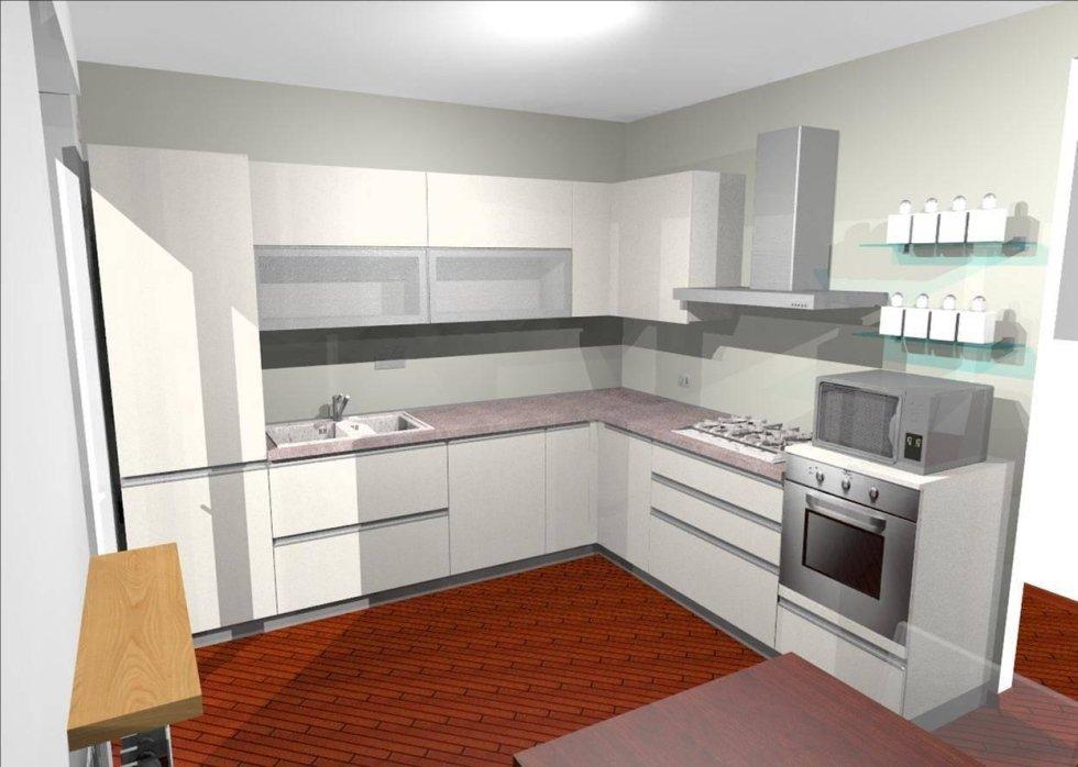 Progettazione di interni 3D