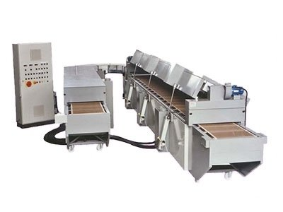 Ink-drying ovens