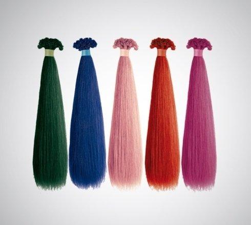 Extension colori fashion