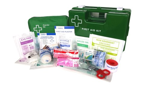 1-25 Person First Aid Kit