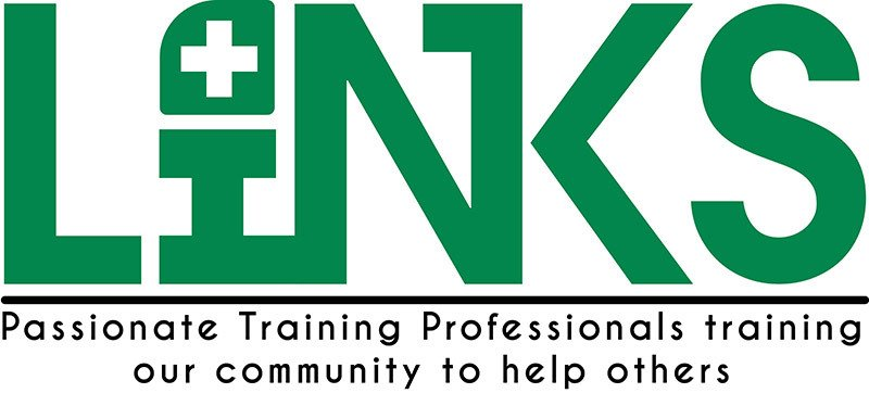 Links Training logo