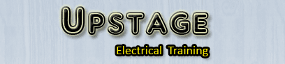 Upstage electrical training logo