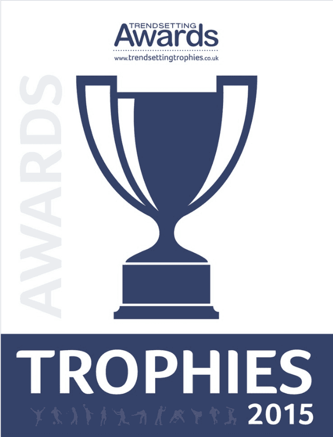 Awards TROPHIES 2015 graphic