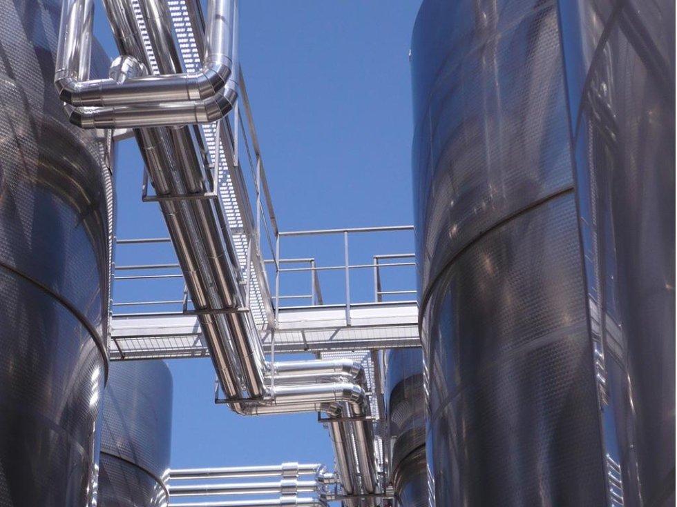 silos per alimenti