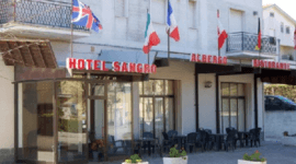 hotel Sangro - sede