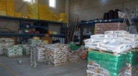 cementi ed affini magazzino