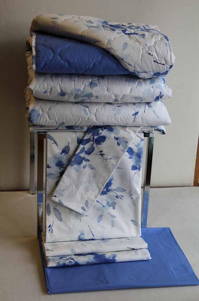 lenzuolo e cuscini