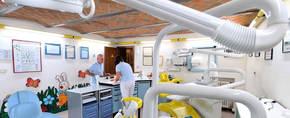 studio dentistico lucci
