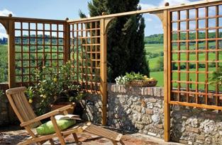 Grigliati e recinzioni