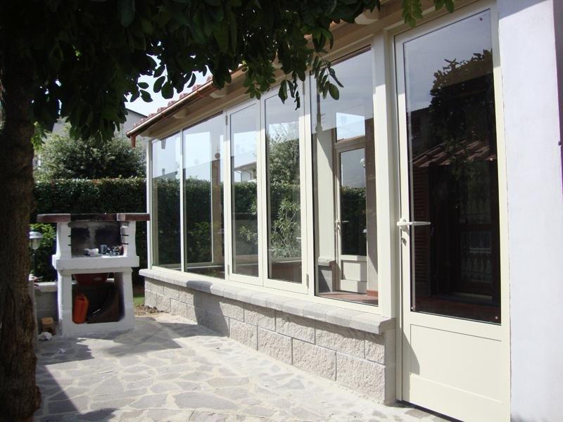 vetrate per esterni pisa