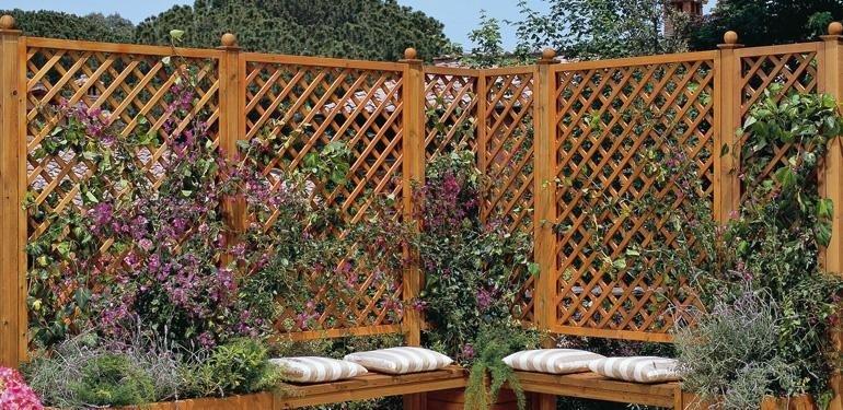 recinzioni in legno pisa