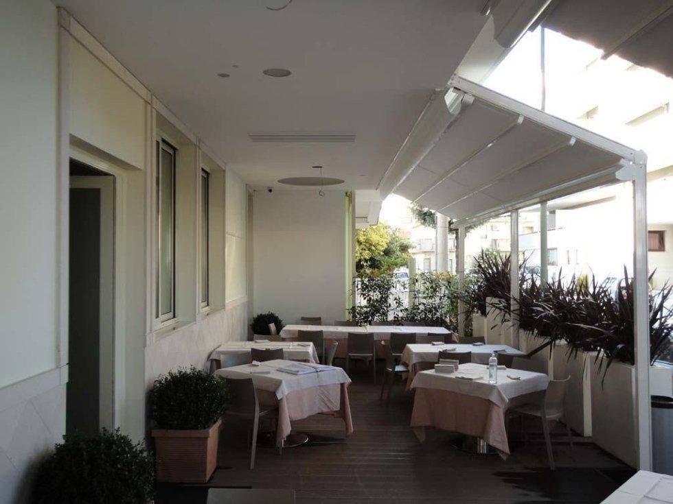 coperture esterne per ristoranti pisa