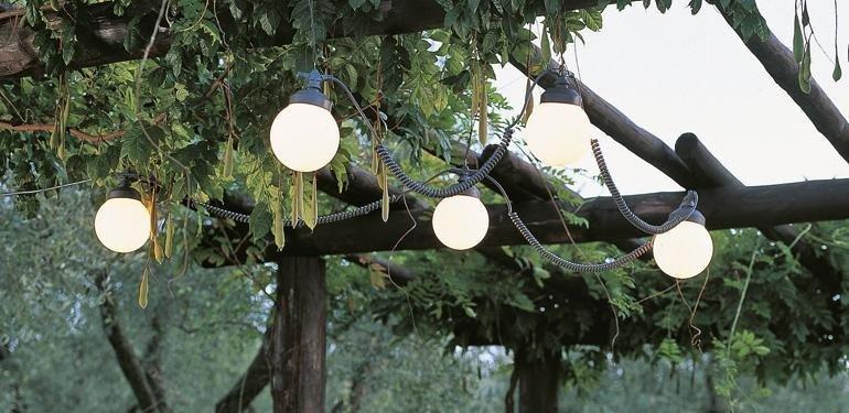 Lampioni per giardino Pisa