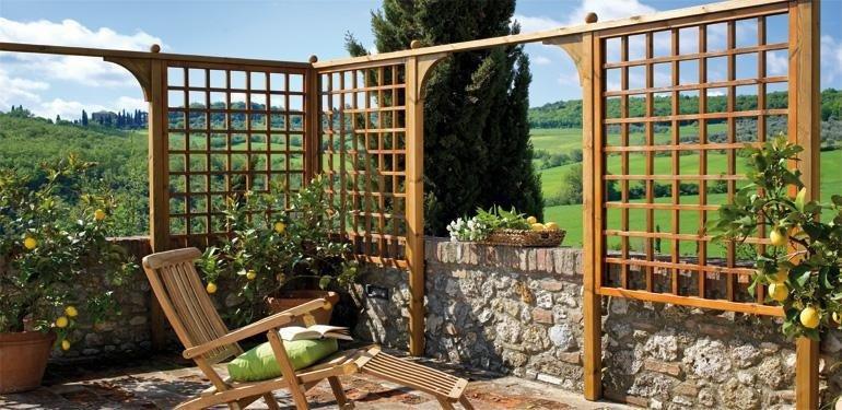 Installazione recinzioni pisa arredogarden srl - Recinzioni per giardini ...