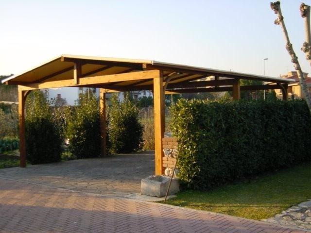 progettazione strutture per esterni pisa