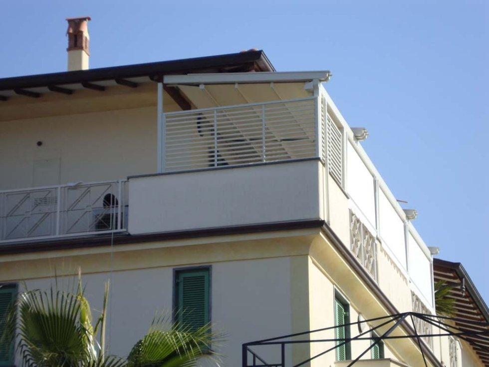 coperture esterne balconi pisa