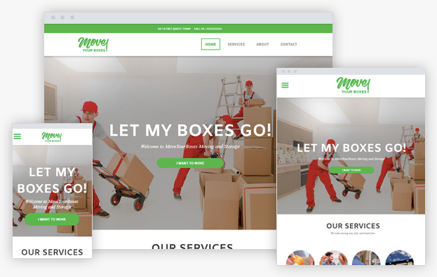 Click to open Moving Company