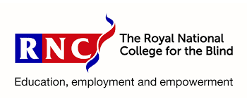The Royal national College for the Blind logo