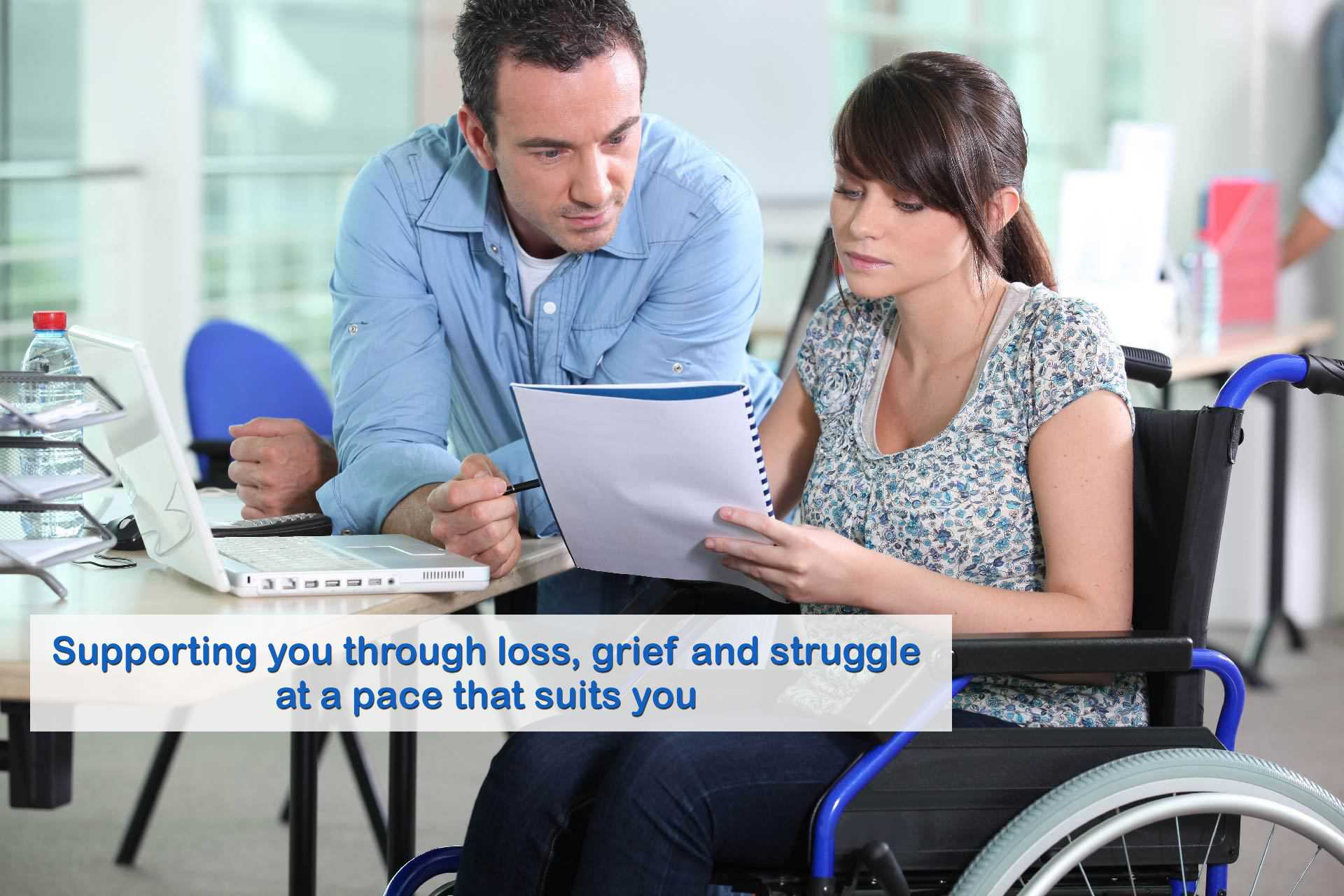 Disability Services Worcestershire