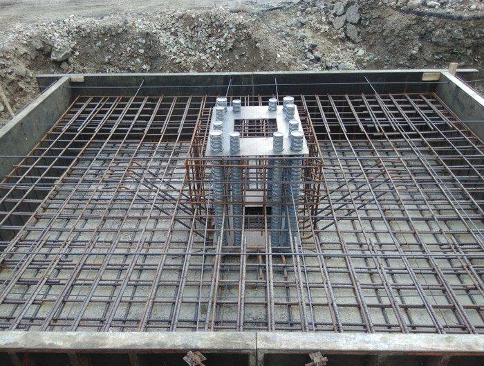 strutture intelaiate in cemento armato