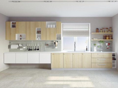 Arredo per cucine di qualità e design - Terni - Pierotti Arredamenti