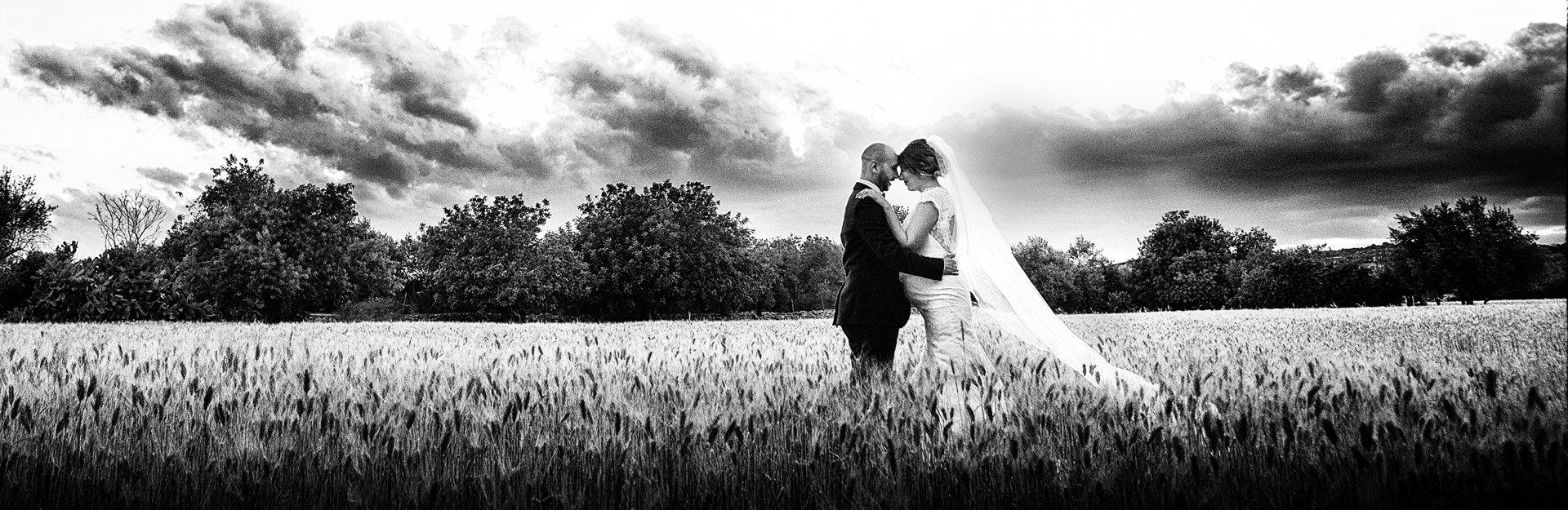 wedding bianco e nero