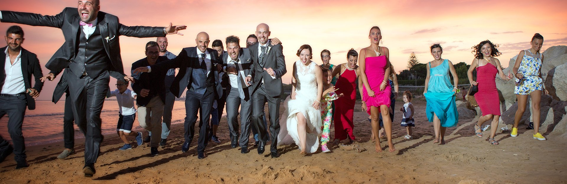 wedding photo gruppo