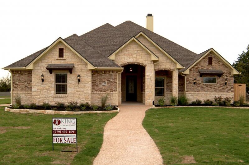 Custom Home Builder Bryan, TX