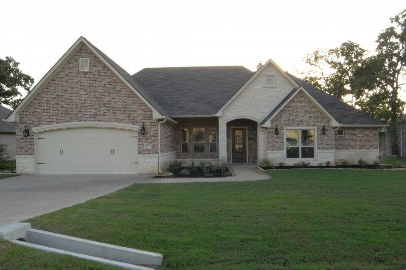 New Home Builder Bryan, TX