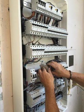 istallazione quadri elettrici roma