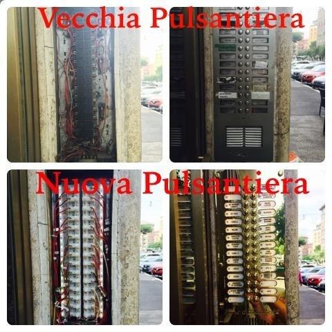 elettricista citofoni montesacro