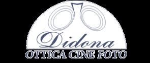 logo ottica didona