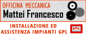 impianti GPL, impianti BRC, Assistenza BRC, Autofficina Mattei Francesco, Rieti