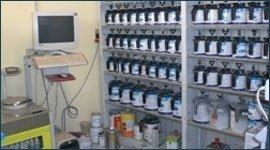 tintometro computerizzato