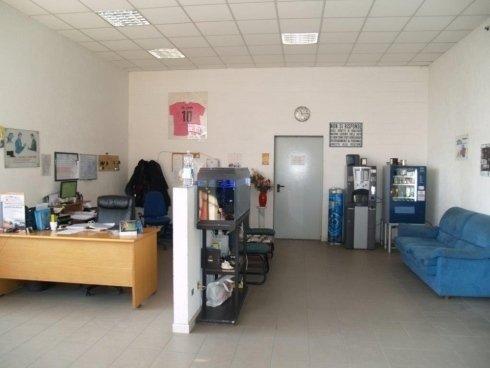 ufficio e accoglienza clienti