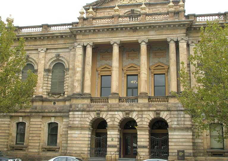 Law building of our sexual offence lawyer in Adelaide