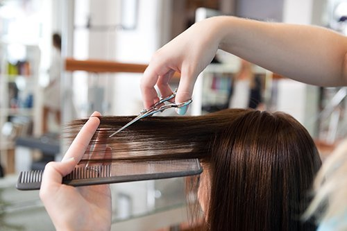 Hair cuts offered by professional A Cut Above hairdressers in Broxburn