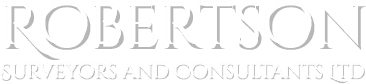 ROBERTSON SURVEYORS AND CONSULTANTS LTD Company Logo