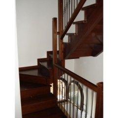 scala in legno faggio