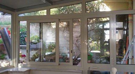 finestre veranda