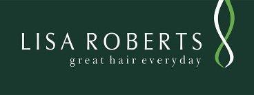 Lisa Roberts Hairdressers logo