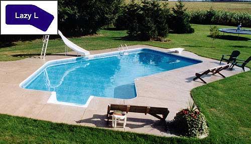 lazy L ingound pool
