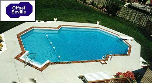 offset seville inground pool