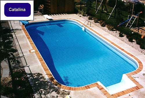 catalina inground pool